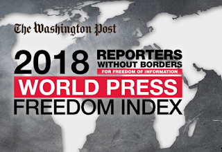 World Press Freedom Index Report