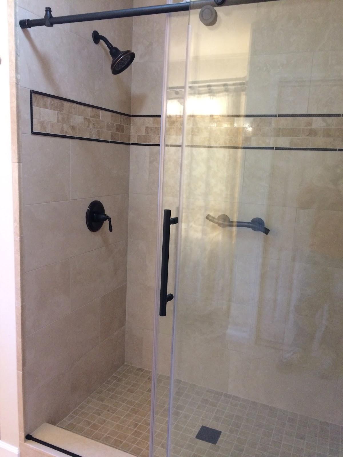 Custom Bathroom Remodeling Travertine Bathroom Remodel With Oil - Bathroom remodel danbury ct