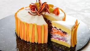 Kue Dari Sayuran Ini Sangat Cocok Untuk Kamu Yang Lagi Diet