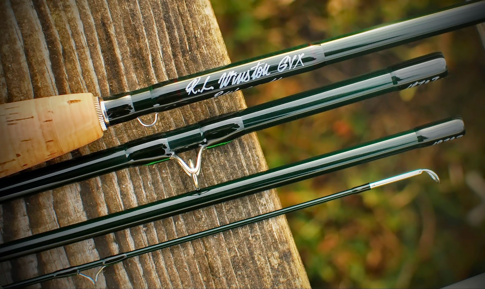 Handcrafted Graphite And Fiberglass Fly Rods R L Winston Gvx