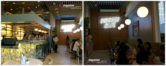 Restaurant details of Sunnies Cafe