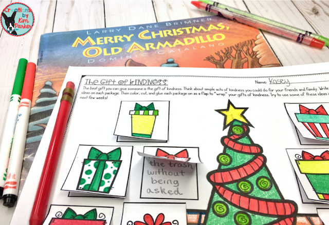 Holiday Book Recommendation Merry Christmas, Old Armadillo with free printable!