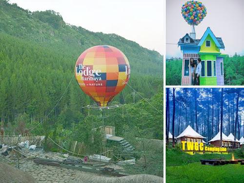 Tempat wisata favorit di Lembang tahun 2017
