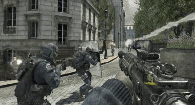 تحميل لعبة Call Of Duty 4 للكمبيوتر