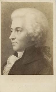Retrato de Wolfgang Amadeus Mozart