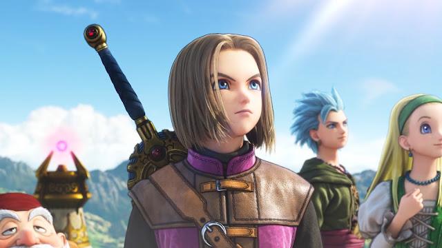 Dragon Quest XI é o mais vendido do console em seu país de origem.