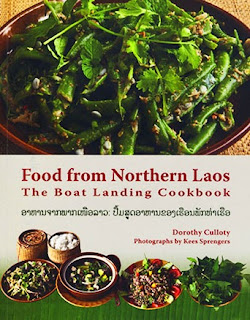 Laoconnection.com book review of Food From Northern Laos by Dorothy Culloty