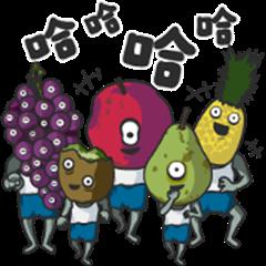 Fruits Zombie