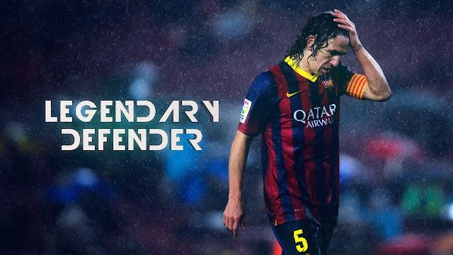 Carlos Puyol, Soccerstarz Legends, Soccerstarz