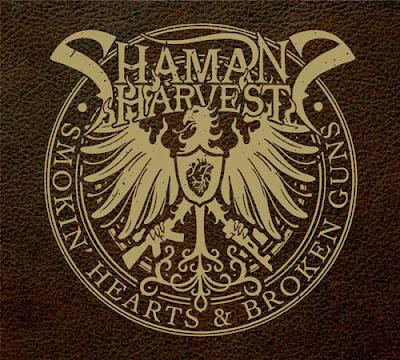 """Το βίντεο του τραγουδιού των Shaman's Harvest """"Here It Comes"""" από τον δίσκο """"Smokin' Hearts & Broken Guns"""""""