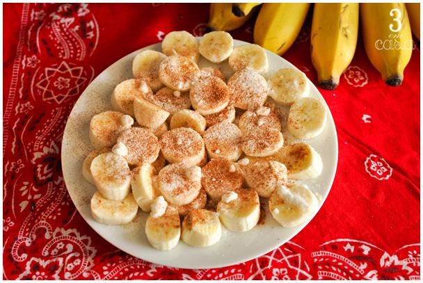 como fazer smoothie banana