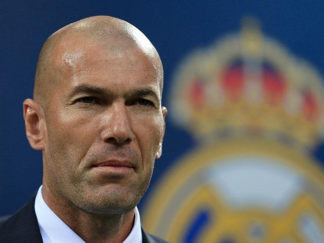 HLV Zidane luôn có những chiến thuật để thu phục cầu thủ