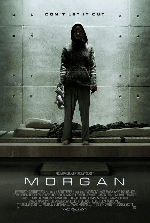 Download Film Morgan 2016