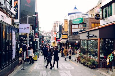 Itaewon Street