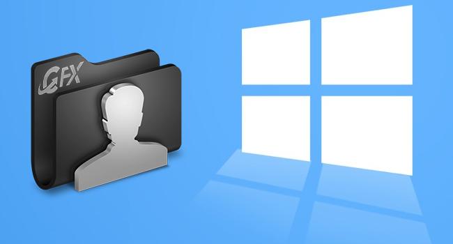 Windows 10 da Kullanıcı Profil Klasörünü Yeniden Adlandır