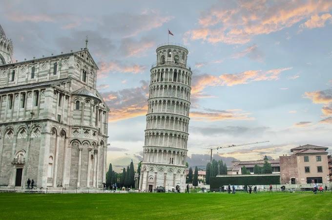 Europe Part - IV, Rome, Trevi Fountain, Colosseum,Florence & Pisa