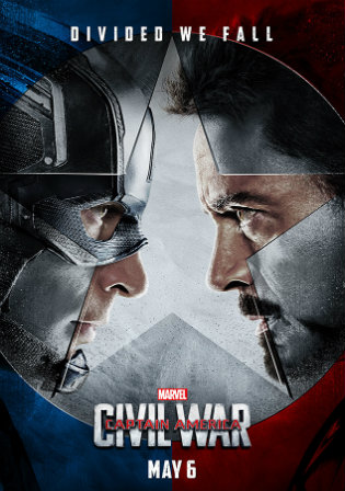 Poser of Captain America Civil War (2016) HDTS Dual Audio 720p
