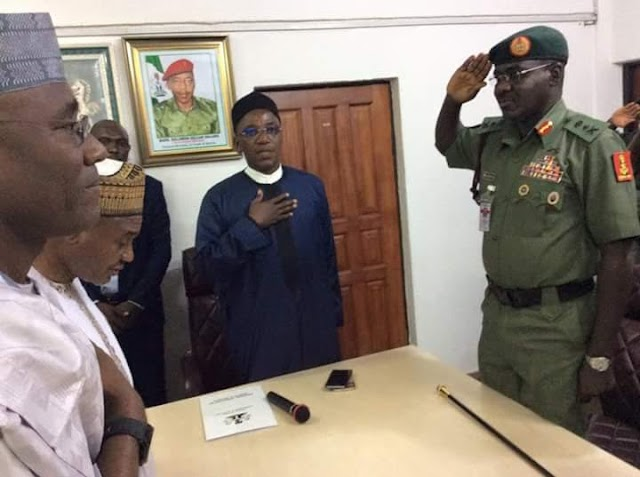 Sports is the only industry that can move Nigeria out of recession- Dalung