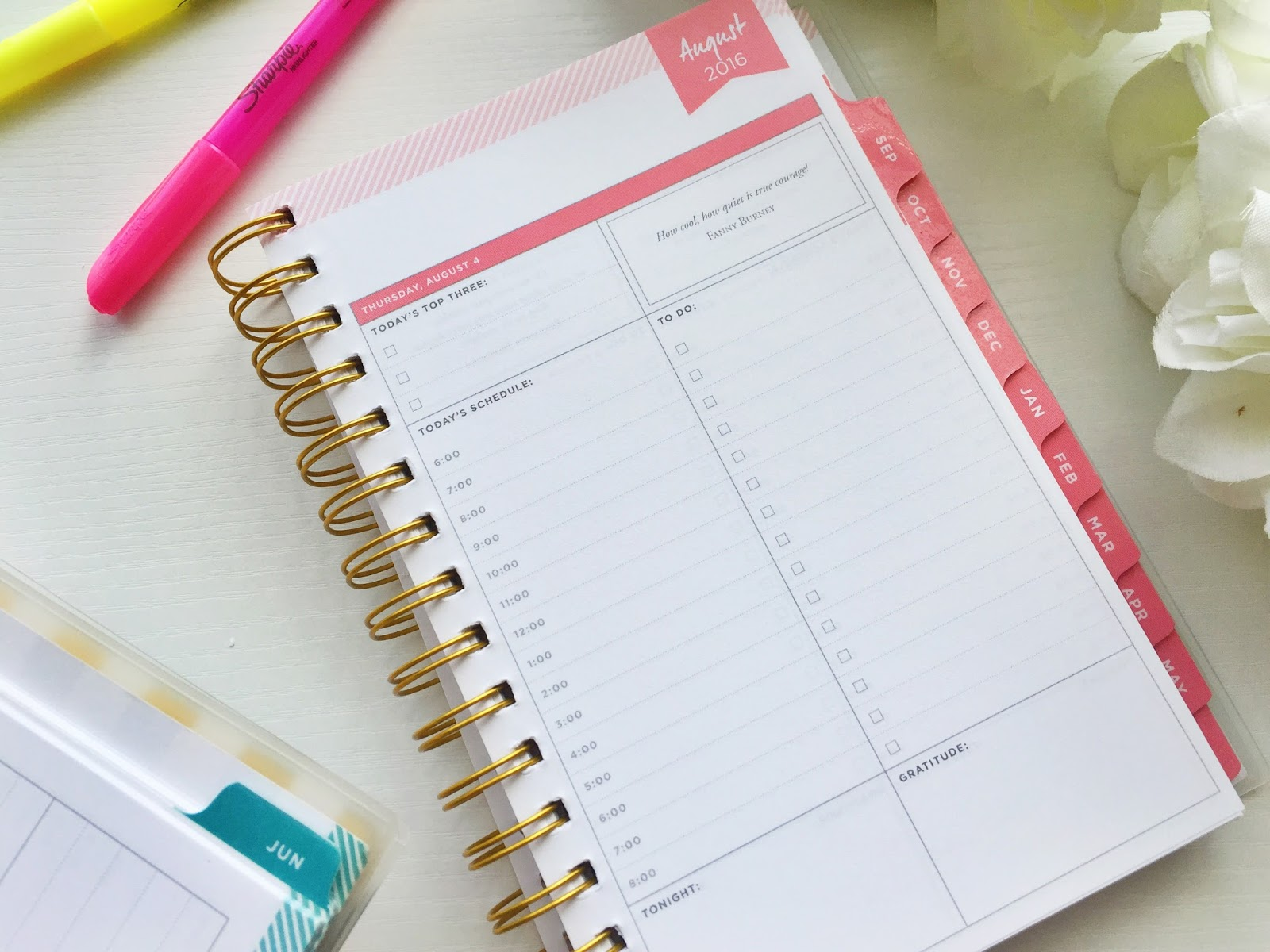 the best planners for college students