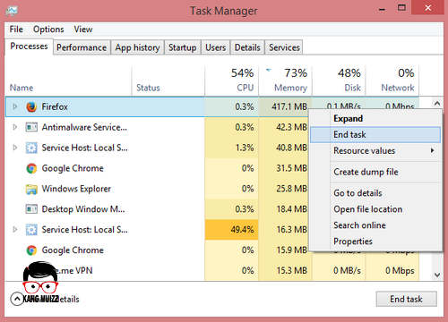 Cara Mudah mengatasi laptop lemot pada windows