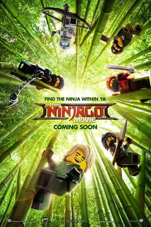 Jadwal THE LEGO NINJAGO MOVIE di Bioskop