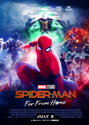 Spider Man Far From Home Posters HD