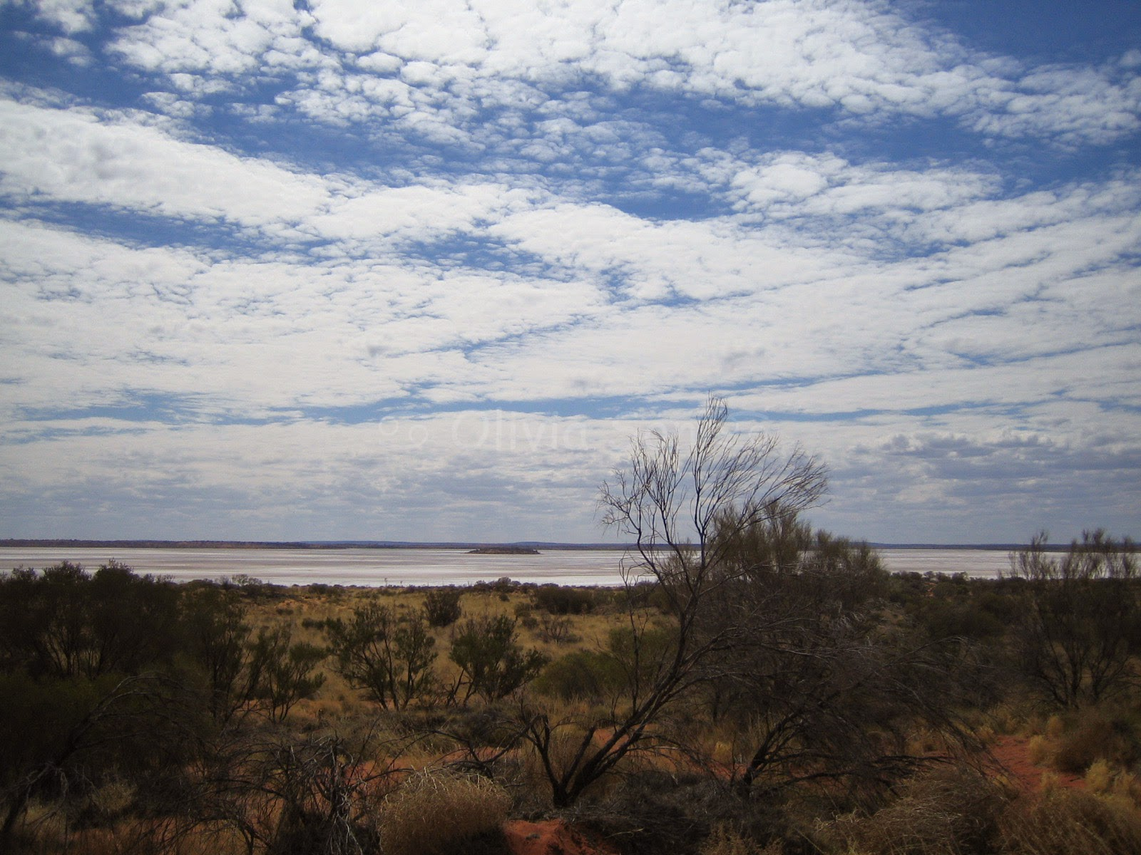 Lake Amadeus, Australie