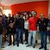 Confraternização da Radio Transamérica Hits com a Imprensa Jiparanaense