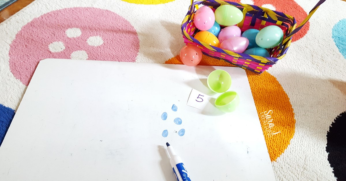 Easter egg math makes a great math center at any age from preschool through upper elementary school. So many skills to practice - number sense, addition, subtraction, multiplication, division, story problems and more!