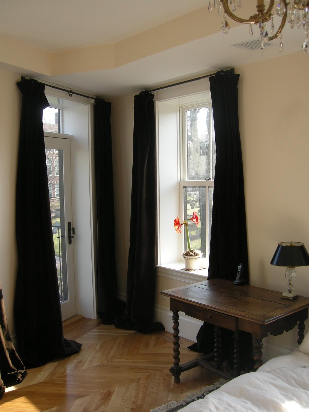 redbrickbuilding: Master bedroom curtains on Master Bedroom Curtains  id=47294