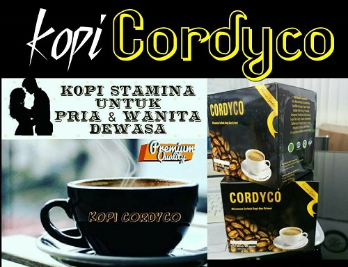 Manfaat Cordyco Coffe Sebagai Kopi Kejantanan Pria