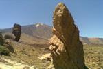 Parque Nacional de Las Cañadas del Teide, en Tenerife
