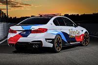 BMW M5 MotoGP Safety Car (2018) Rear Side