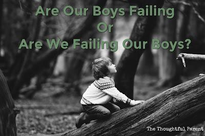 boy achievement crisis