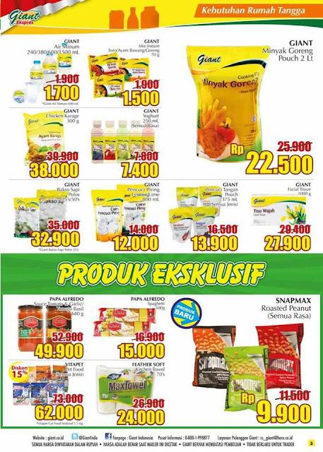 Katalog GIANT Promo GIANT EKSPRES Terbaru Periode 01 - 14 Maret 2018