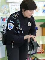 LA POLICIA  Y LA SEGURIDAD EN LA CIUDAD