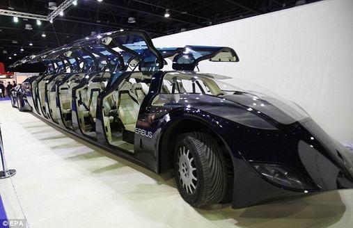 Information world: World's Longest Car ( Limousine)