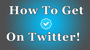 Verify Your Twitter Account Now