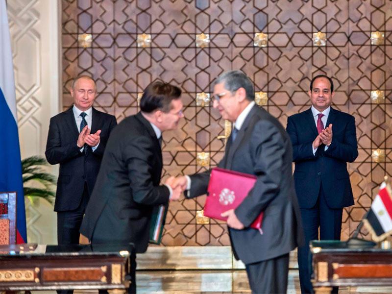 مصادر مصرية: ثغرات فنية وأمنية ومالية خطيرة في العقد الروسي لبناء محطة الضبعة النووية