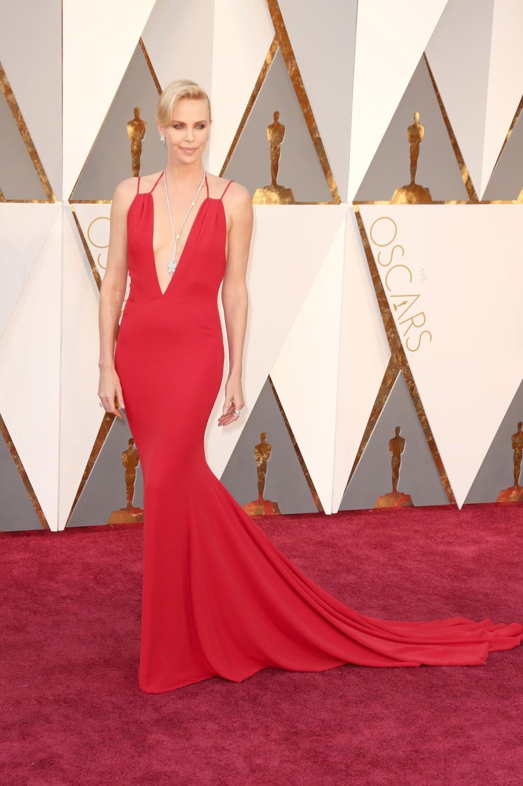 Oscars 2017: Charlize Theron