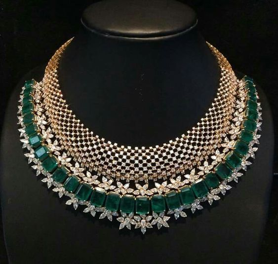 necklece sets, bridal jewelry, latest fashion trends, stylish jewelry, bride ke liye jewelry, dulhan ke liye khoobsurat haar, gale ke haar