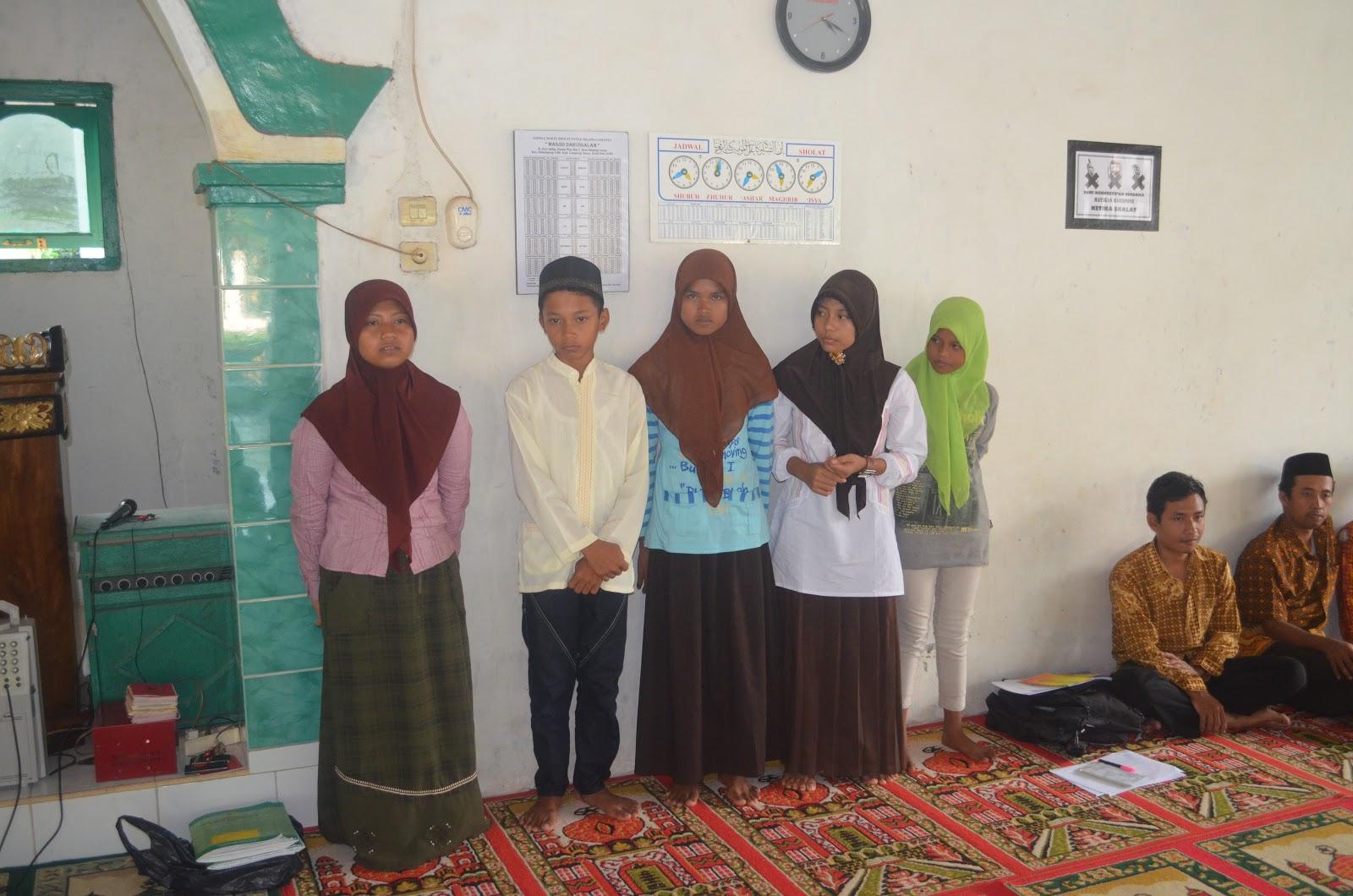 Sertifikasi Depag Tahun 2013 Portal Kementerian Agama Republik Indonesia Mts Maarif Fatahillah Sindang Anom Photo Pemberian Penghargaan Bagi