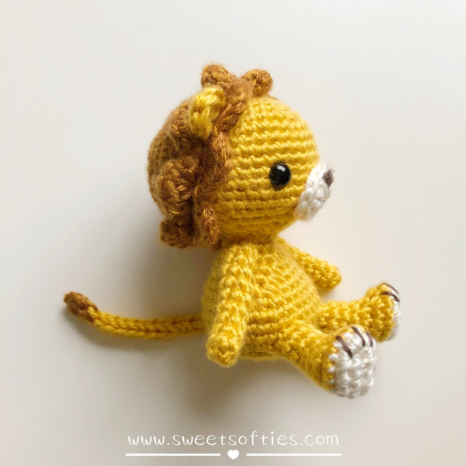 Amigurumi Crochet amigurumi lion king simba part2 – Amigurumi Patterns | 1600x1600