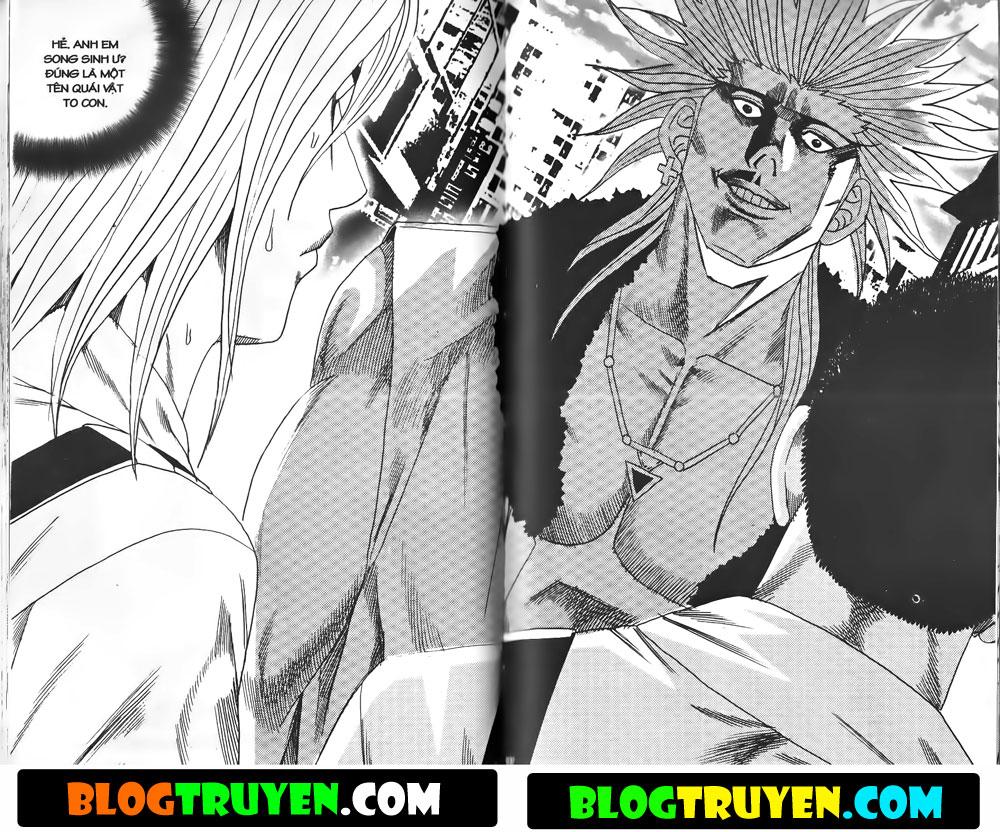 Bitagi - Anh chàng ngổ ngáo chap 182 trang 16