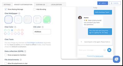 Manfaatkan Fitur Live Chat Untuk Kemudahan Komunikasi