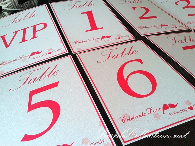 Wedding Table Numbers & Favour Thank You Tags, number card, number invitation card, table number, small tags, wedding table number, favour thank you tags, tags