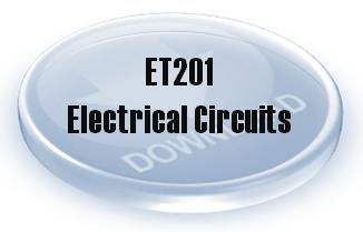 et201 electrical circuit nota politeknik malaysiaet201 electrical circuit