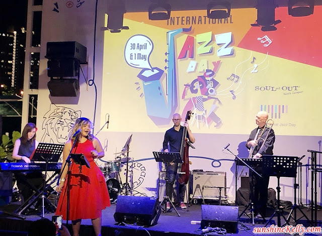 International Jazz Day 2019, Souled Out, Kuala Lumpur, jazz night, Hartamas, food, lifestyle