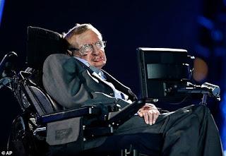Photo of ستيفن هوكينج : لا يوجد إله للكون