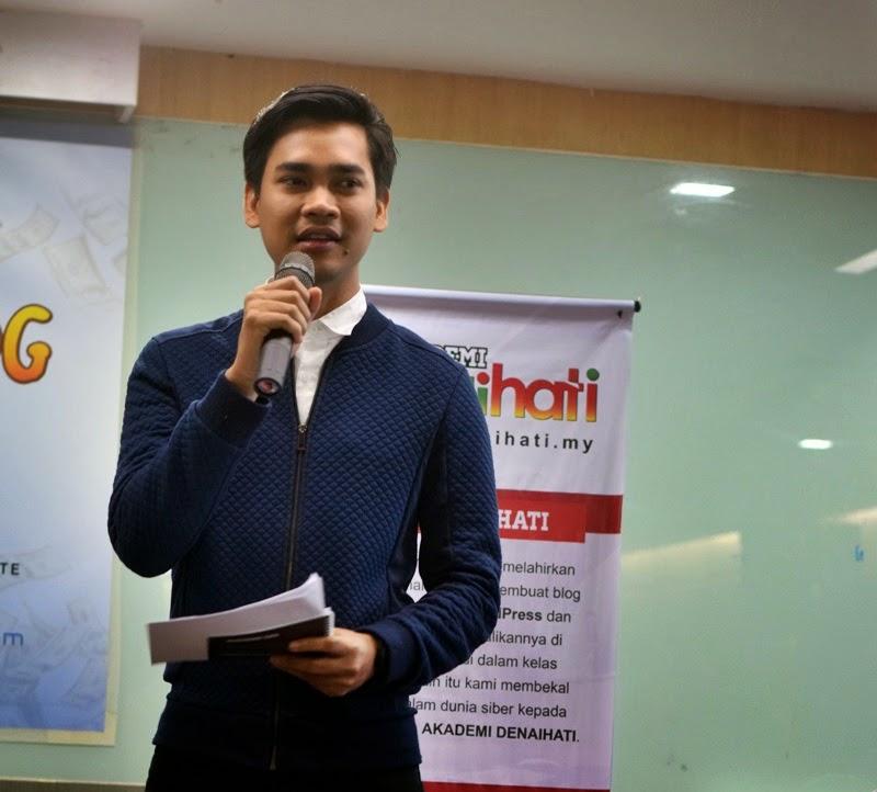 MC Seminar Buat Duit Affiliate Dengan Blog
